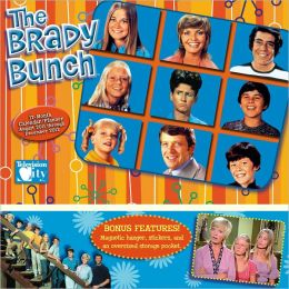 2012 Brady Bunch Planner Wall Calendar