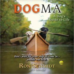 2012 Dogma Mini Wall Calendar