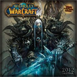 2012 World of Warcraft Mini Wall Calendar