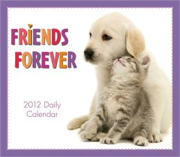 2012 Friends Forever Box Calendar
