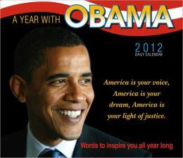 2012 Year with Obama Box Calendar