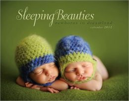 2012 Sleeping Beauties: Newborns in Dreamland Box Calendar