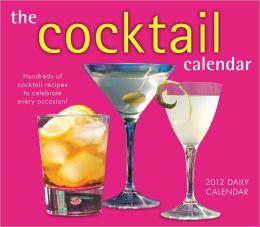 2012 Cocktail The Box Calendar