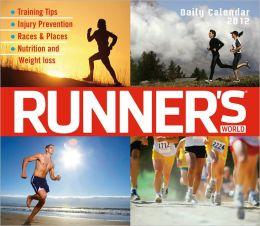 2012 Runner's World Box Calendar