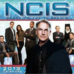 2013 NCIS (based upon the #1 TV series) Wall Calendar