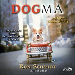 2013 Dogma Mini Wall Calendar