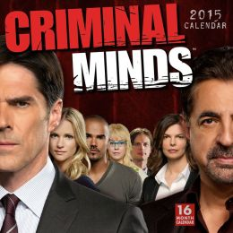 2015 Criminal Minds Wall Calendar