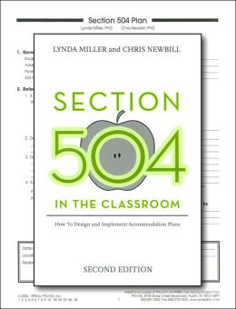 Section 504 in the Classroom: How to Design and Implement Accommodation Plans