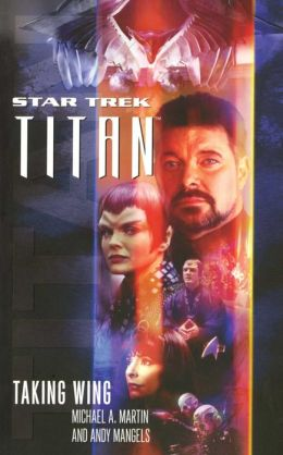 Star Trek Titan #1: Taking Wing