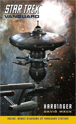 Star Trek Vanguard #1: Harbinger