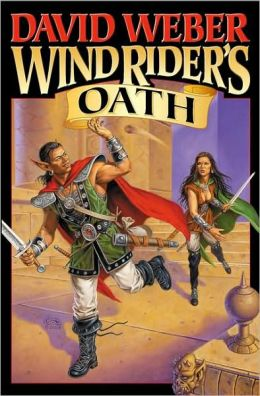Wind Rider's Oath (War God Series #3)