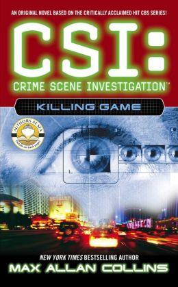 CSI: Crime Scene Investigation #7: Killing Game