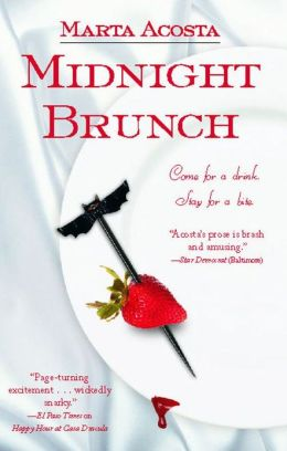 Midnight Brunch (Casa Dracula Series #2)