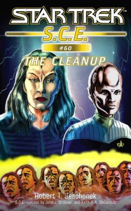 Star Trek: S.C.E. #60: The Cleanup