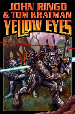 Yellow Eyes (Human-Posleen War Series #8)