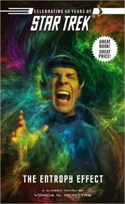 Star Trek #2: The Entropy Effect