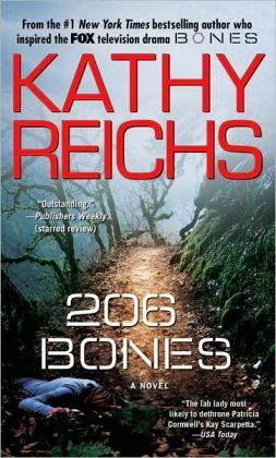 206 Bones (Temperance Brennan Series #12)