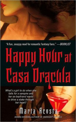 Happy Hour at Casa Dracula (Casa Dracula Series #1)