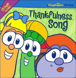 Thankfulness Song [With CD]