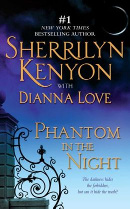 Phantom in the Night (BAD Agency Series #2)