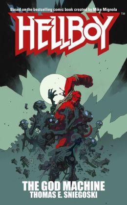 Hellboy: The God Machine