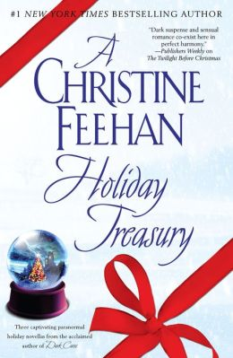 A Christine Feehan Holiday Treasury: After the Music / The Twilight Before Christmas / Rocky Mountain Miracle