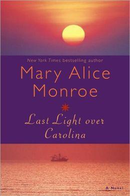 Last Light over Carolina