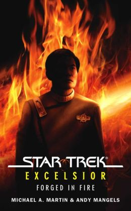 Star Trek Excelsior: Forged in Fire