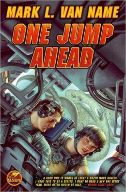 One Jump Ahead (Jon and Lobo Series #1)