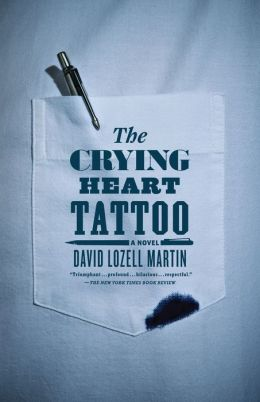 The Crying Heart Tattoo