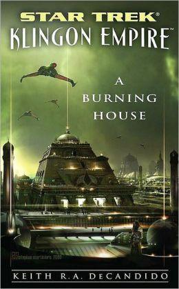 Star Trek: Klingon Empire: A Burning House