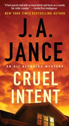 Cruel Intent (Ali Reynolds Series #4)
