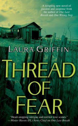 Thread of Fear (Glass Sisters Series #1)
