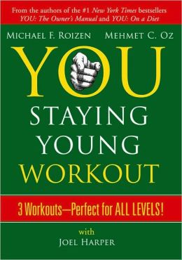 You Staying Young Workout: 3 Workouts--Perfect for All Levels!