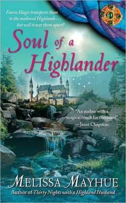Soul of a Highlander (Daughters of the Glen Series #3)