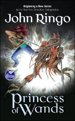 Princess of Wands (Princess of Wands Series #1)