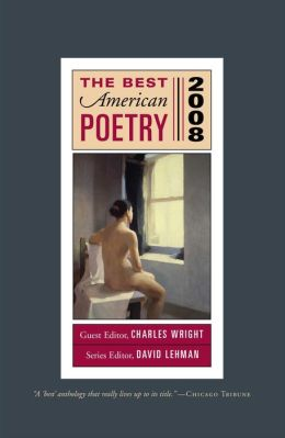 The Best American Poetry 2008