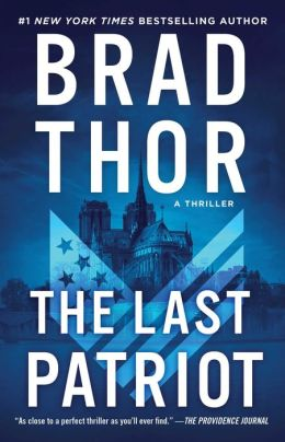 The Last Patriot (Scot Harvath Series #7)