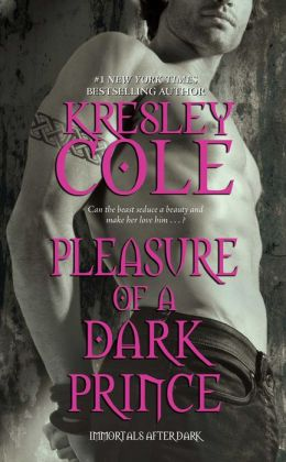 Pleasure of a Dark Prince (Immortals after Dark Series #8)