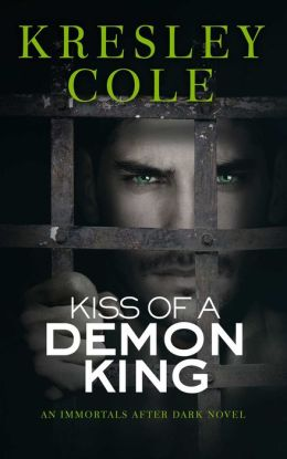 Kiss of a Demon King (Immortals after Dark Series #6)