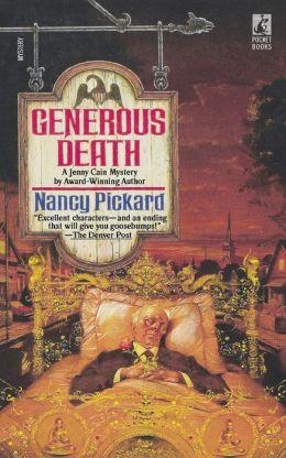 Generous Death (Jenny Cain Series #1)