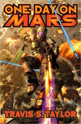 One Day on Mars (One Day on Mars Series #1)