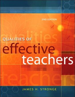 Qualities of Effective Teachers