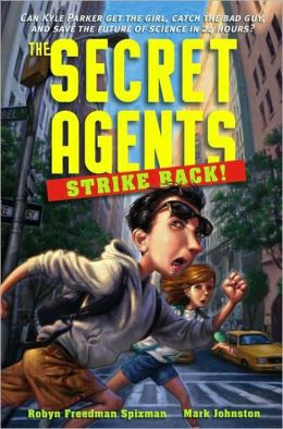 Secret Agents Strike Back