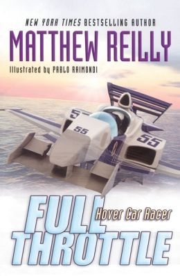 Full Throttle (Hover Car Racer Series #2)