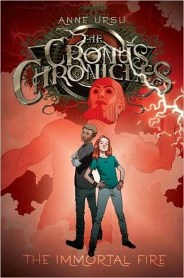 The Immortal Fire (Cronus Chronicles Series #3)