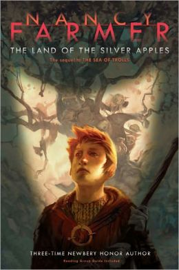 The Land of the Silver Apples (Sea of Trolls Trilogy Series #2)