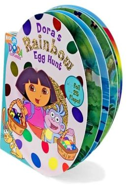 Dora's Rainbow Egg Hunt (Dora the Explorer Series)