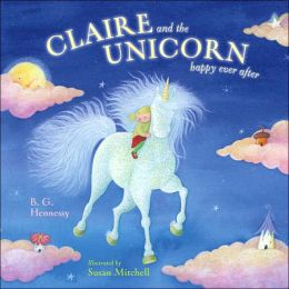 Claire and the Unicorn Happy Ever After