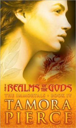 The Realms of the Gods (The Immortals Series #4)